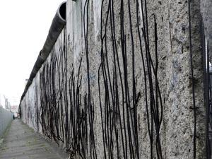 Berlin, Germany. Berlin Wall Today by Dennis Brack