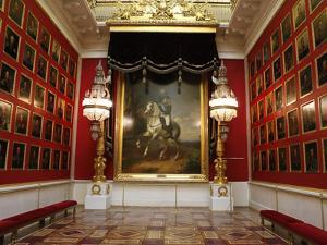 Generals Room of the Winter Palace in St. Petersburg, Russia by Dennis Brack