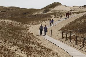 The Curonian Spit Dunes in Klaipeda, Lithuania by Dennis Brack
