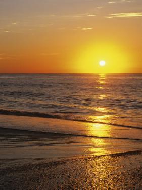 Sunrise Over Myrtle Beach, South Carolina, USA by Dennis Flaherty