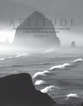 Attitude by Dennis Frates