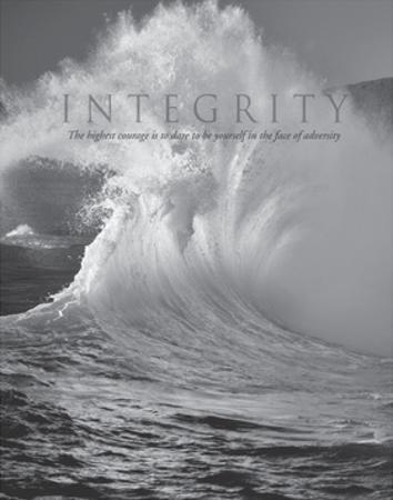 Integrity by Dennis Frates