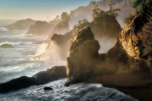 Misty Morning by Dennis Frates