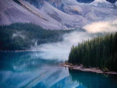 Mountain Mist by Dennis Frates