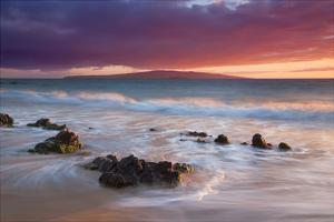 Sunset Afterglow by Dennis Frates