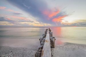 Naples Beach 1 by Dennis Goodman