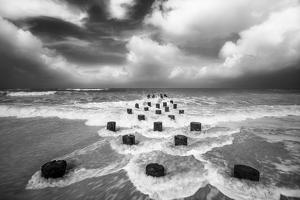 Naples Beach 2 by Dennis Goodman
