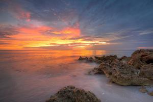 Park Shore Rocks by Dennis Goodman