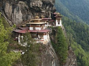 Tiger's Nest, Bhutan by Dennis Kirkland