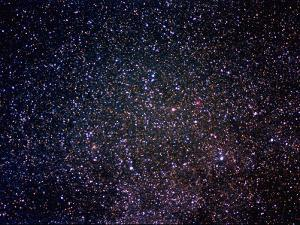 Field of Stars by Dennis Lane