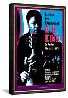 B.B. King - Live in Detroit by Dennis Loren