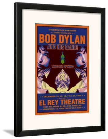 Bob Dylan - At The El Rey by Dennis Loren