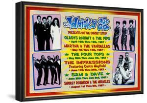 Motown Revue at the Whiskey A-Go-Go by Dennis Loren