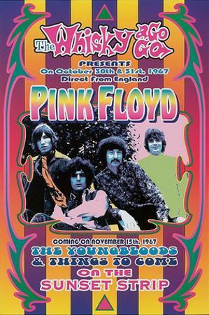 Pink Floyd, 1967 by Dennis Loren