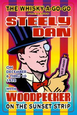 Steely Dan at the Whiskey A-Go-Go by Dennis Loren