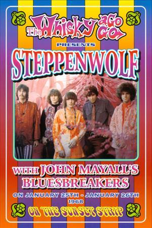 Steppenwolf Whisky-A-Go-Go Los Angeles, c.1968