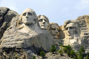 Mount Rushmore National Park by Dennis Macdonald