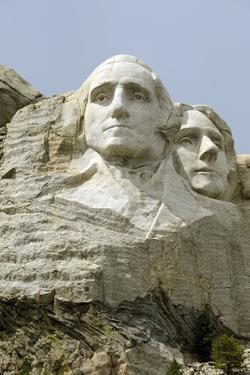 Mount Rushmore by Dennis Macdonald
