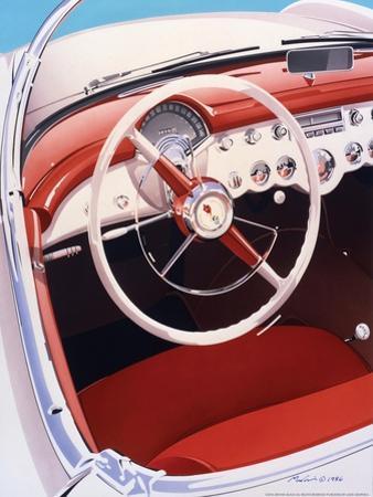 Steering by Dennis Mukai