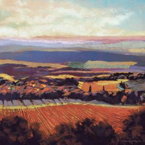 Tuscan Sunrise by Dennis Rhoades
