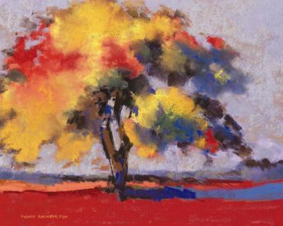 Twilight Oak I