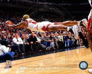 Dennis Rodman Action