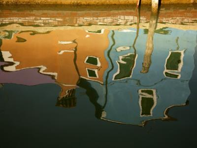 Reflections in a Burano Cana