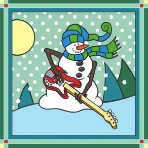 Coalman the Snowman Bass 1 by Denny Driver