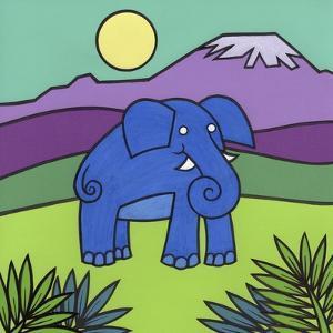 Elephant by Denny Driver
