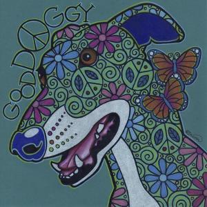 Greyhound 2 by Denny Driver