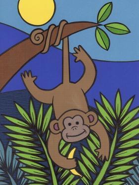 Monkey by Denny Driver