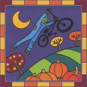 Stitch the Scarecrow Bike 2 by Denny Driver