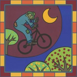 Stitch the Scarecrow Bike 3 by Denny Driver