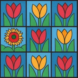 Tulips 1 by Denny Driver