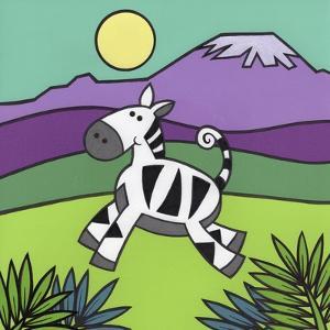 Zebra by Denny Driver