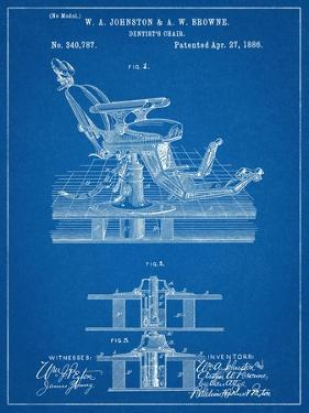 Dentists Chair Patent 1886