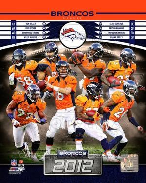 Denver broncos posters for sale at allposters denver broncos 2012 team composite voltagebd Image collections