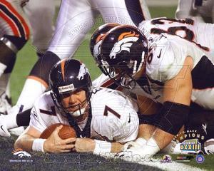 Denver Broncos - John Elway Photo
