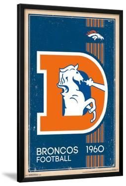 Denver Broncos - Retro Logo 14