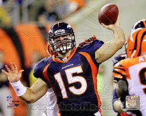 Denver Broncos - Tim Tebow Photo