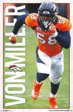 Denver Broncos - V. Miller '19