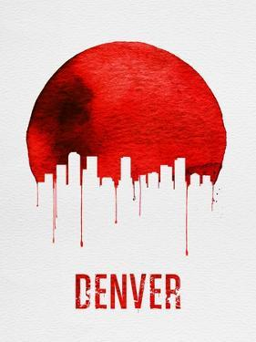 Denver Skyline Red