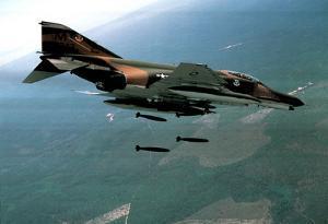 Department of Defense F-4 Phantom II 82 POSTER military