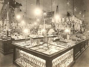 Department Store Jewelry Counters