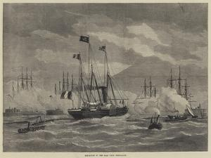Departure of the Shah from Portsmouth