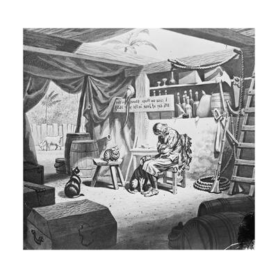 https://imgc.allpostersimages.com/img/posters/depiction-of-robinson-crusoe-alone-with-animals-in-makeshift-dwelling_u-L-PRH4F70.jpg?artPerspective=n