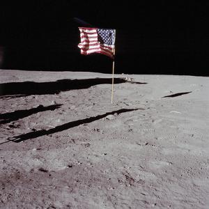 Deployed Flag - 1969
