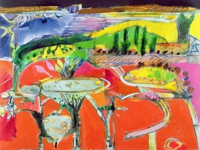 Landscape: Orvieto, 1997