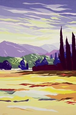 Monte San Quirico, Lucca, 2003 by Derek Crow