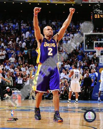 Derek Fisher - '09 Finals
